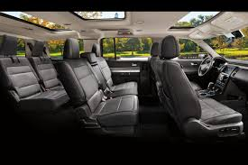 2017 ford flex suv spacious 7 passenger seating so everyone