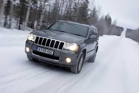 jeep grand cherokee station wagon review 2005 2010 parkers