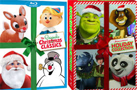 dreamworks holiday collection and original christmas classics