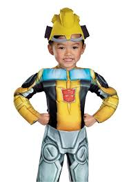 toddler bumble bee halloween costumes kids bumblebee rescue bot toddler boys costume 37 99 the