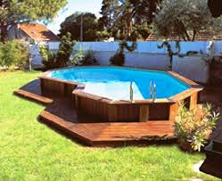 Rustic Backyard Pool Backyard Ideas With Above Ground Pools Rustic Entry