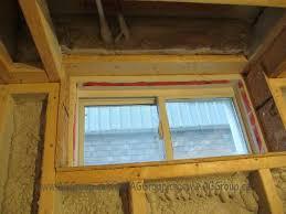 Spray Foam Insulation For Basement Walls by Aggroup Inc Eldridge Basement Spray Foam Insulation Around Windows