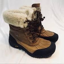 ugg womens duck shoes 73 ugg shoes ugg boots adirondack ii waterproof s 9