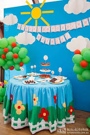 Peppa Pig Birthday Decorations 35 Best Peppa Pig Party Images On Pinterest Pig Birthday George