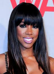 hairstyles for straight across bangs black hairstyles with bangs beauty riot