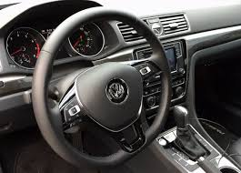 volkswagen passat 2017 interior first drive the 2016 volkswagen passat gets new style and new