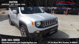 anvil jeep renegade new jeep renegade in honolulu cutter chrysler dodge jeep ram fiat