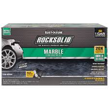 marble floor coating kits