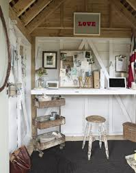 Garden Shed Ideas Interior Garden Potting Shed Interior Design Idea 25 Awesome Garden Shed