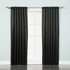 Curtains That Block Out Light Best Home Fashion Thermal Insulated Blackout Curtains