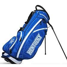 team golf university of kentucky fairway stand bag