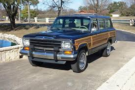 old jeep grand wagoneer wagonmaster