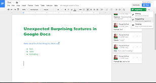 Best Font For Resume Today Show by 40 Google Docs Tips To Become A Power User