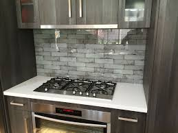 100 glass tile backsplash kitchen white glass tile