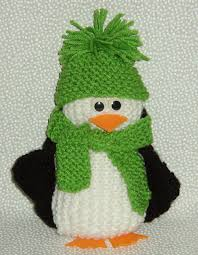 a few more penguins to knit free patterns winter knit and