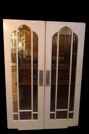 victorian etched glass door panels antique doors warehouse bars antique bars antique mantels