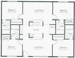 Kitchen Floor Plans With Island Galley Kitchen With Island Floor Plans Kitchen Layouts 4 Space