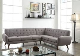 Modern Sofa With Chaise Sophistication Mid Century Modern Sectional Awesome Homes