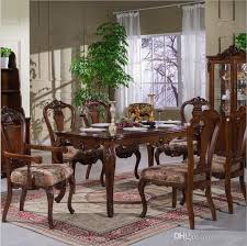 Italian Dining Room Sets Antique Style Italian Dining Table 100 Solid Wood Italy Style