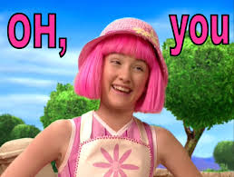 Lazy Town Memes - memes lazy town image memes at relatably com