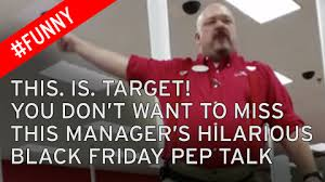 target black friday was founded by what department store mogul the most inspiring speech ever shop manager gives pep talk to