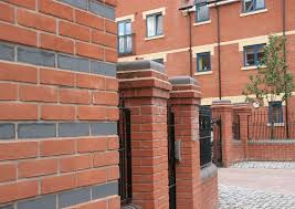 strong bricks for top of garden wall page 1 homes gardens and