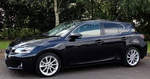 lexus dealer birmingham uk 2011 lexus ct 200h 200h se l premier 8 600