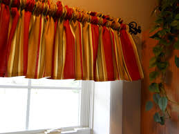 give your kitchen a new look with valances for kitchen drapery