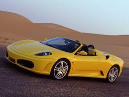 ferrari yellow interior ferrari f430 spider yellow