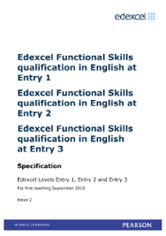 edexcel functional skills at entry levels 1 3 pearson qualifications