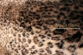 Pottery Barn Fur Blanket Leopard Throw Rug Roselawnlutheran