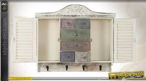 meuble etagere cuisine meuble étagère de cuisine avec tiroirs de style rétro