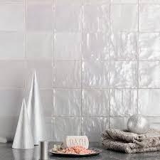 Bullnose Tile Blade 10 by Montauk Fog 4x4 Ceramic Wall Tile Wall Tilebar Com