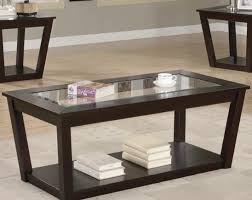 Glass Top Coffee Table With Metal Base Coffee Tables Favored Glass Top Cherry Wood Coffee Table