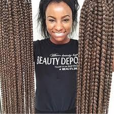 medium size packaged pre twisted hair for crochet braids crochet braids female hair kanekalon braiding hair extension soft