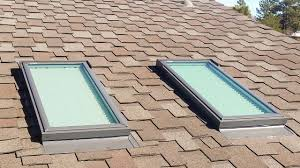 franktown skylight cladding and blind replacement skylight