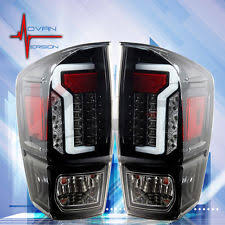 2016 toyota tacoma tail light black housing right car truck tail lights not mounting hardware