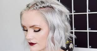 how would you style ear length hair 14 creative ways to style medium length hair postris