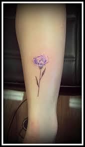 Leg Flower - luke conway certified artist