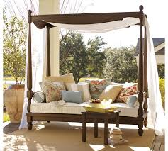 awesome back to article balinese daybed with canopy for patio and