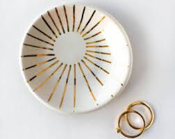 modern dish ring holder images Gold splatter paint ring dish ceramic ring dish jpg