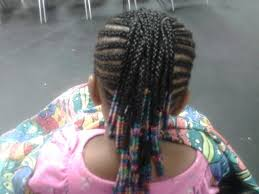 different types of mohawk braids hairstyles scouting for kiddie braided mohawk with beads braids by me pinterest