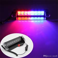 best 8 led high power strobe lights fireman emergency
