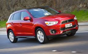 mitsubishi outlander sport 2016 red 2016 mitsubishi outlander sport wallpaper overview 11643