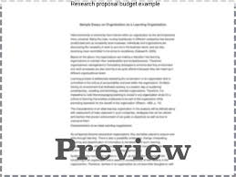 research proposal budget example term paper writing service