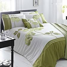 Green Duvets Covers Issey Green Duvet Cover Set Duvet Covers Pinterest Green