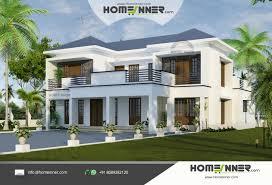 Modern 4 Bedroom Beautiful Home Design Home Design portfolios