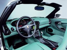 Porsche Boxster Interior - porsche boxster 2001 picture 20 of 38