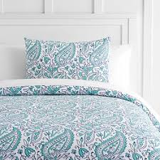 Black And White Paisley Duvet Cover Girls Duvet Covers U0026 Cases Pbteen