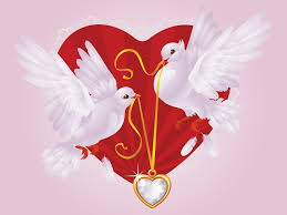 heart design for powerpoint backgrounds love birds design animals ppt with background hd images
